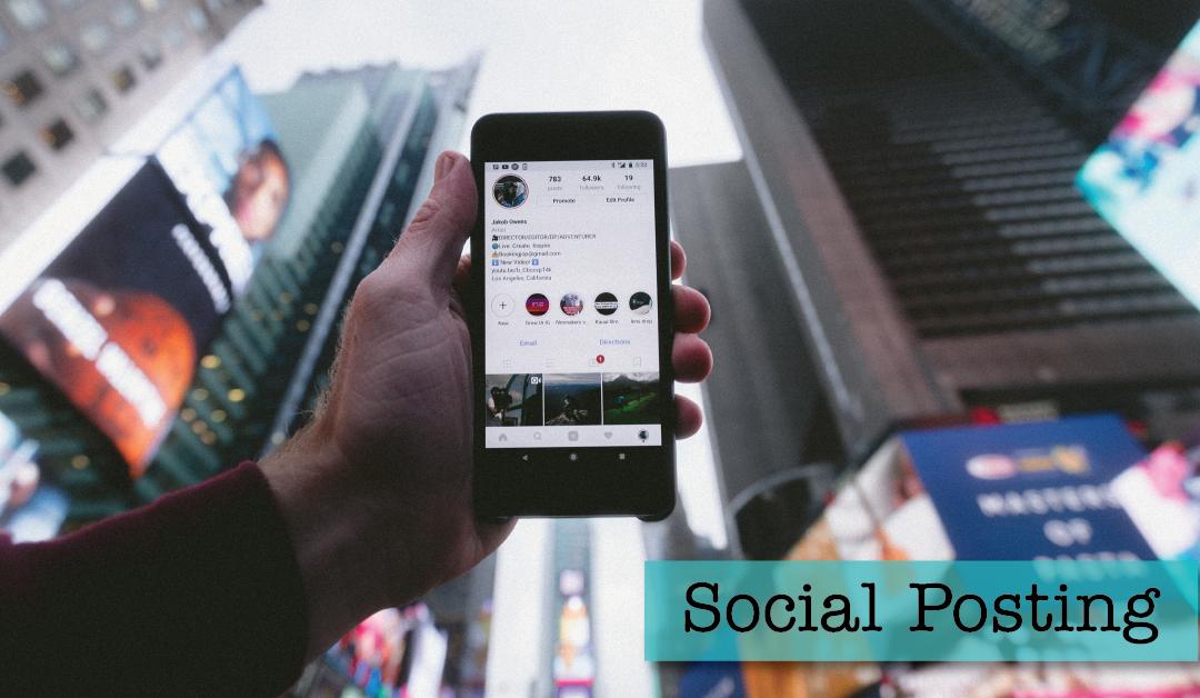 Social Posting: What Your Startup Needs to Know