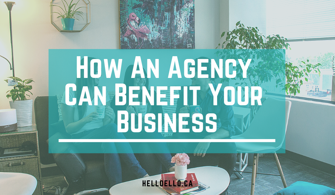 How An Agency Can Benefit Your Business